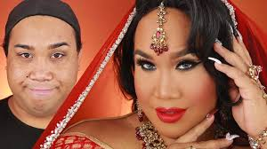 indian bridal wedding makeup tutorial patrickstarrr