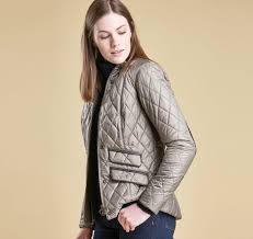 barbour clothing barbour augustus quilted jacket taupe barbour united kingdom new style womens