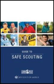 Guide To Safe Scouting Chart Pack Committee Resources Boy Scouts Of America