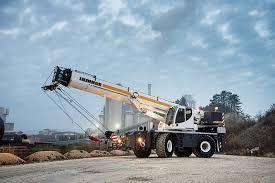 Liebherr Extends Its Crane Product Portfolio With Rough