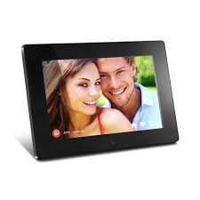 10 inch wifi digital photo frame with touchscreen ips lcd display and 8gb built in