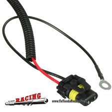 40a relay wiring harness 50w load resistor h1 h7 tutiendaracing 40a relay wiring harness 50w load resistor h1 h7 h11 9005 9006 h3 hid headlight