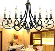 chandelier black wrought iron 6 light hanging natural iron chandelier black wrought iron chandelier chain