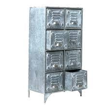 vintage metal storage cabinet. Industrial Metal Storage Cabinets Drawers Vintage Retro Style  Cabinet 8 Drawer