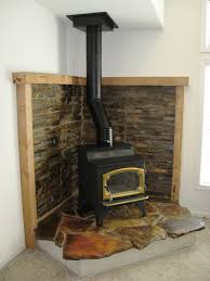 Wood Stove Living Room Design I Like The Hearth Floor Like This Decorating Pinterest Stove