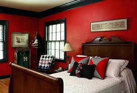 red bedroom color ideas. Red Bedroom Decorating Ideas And Black Master Color