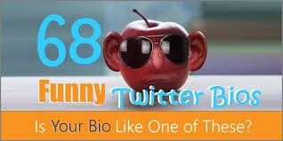 68 Funny Twitter Bios Is Your Bio Like One Of These