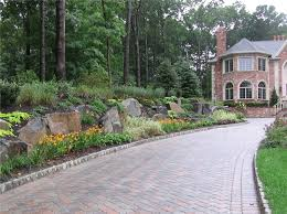 Fabulous Driveway Landscaping Driveway Design Ideas Landscaping Network