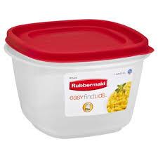 Food Container - Easy Find Lid Rubbermaid 1.00 ct Harris Teeter