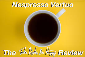 Nespresso Vertuo Capsules Review