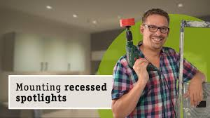Easy Recessed Lighting Installing Led Recessed Lighting Made Easy Youtube