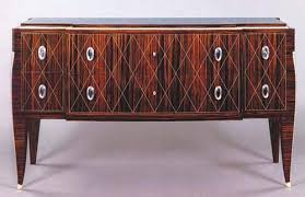 Furniture Art Deco Cabinet  Museum Furniture