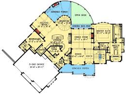 Plan 23610JD High End Mountain House Plan With Bunkroom Luxury Mountain Home Floor Plans