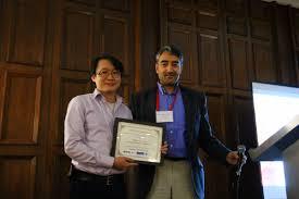 Prof. Benjamin Fung of the School of Information Studies receives ...