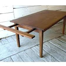 farmhouse table with extensions plans extendable dining for expandable farm diy round