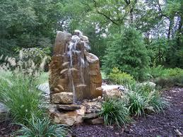 garden fountain rock water fountains outdoor boulder water fountains and natural rock and garden and