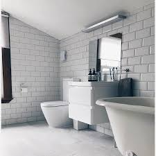 White bathroom tiles Marble Tile Mountain Metro Matt White Wall Tile Metro Wall Tiles From Tile Mountain