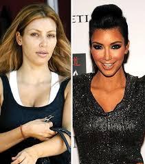 stars without makeup the power of makeup