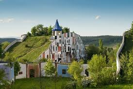 this small munility in the country has some of the perfectly structured underground houses they all look so pretty