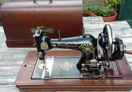 Gritzner Sewing Machine Manual