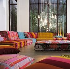 Roche bobois floor cushion seating Modular A4d0edb65a00cf3561944295baa06e84 Searching For Synergy Get The Look Bohemian Floor Cushions Searching For Synergy