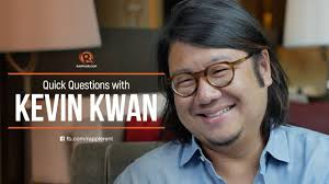 Quick questions with 'Crazy Rich Asians' author Kevin Kwan - YouTube