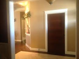 gany trim does stained doors with white moldings work image gany trim profiles