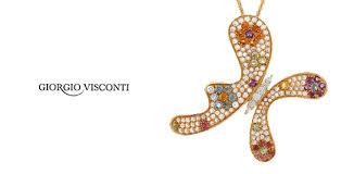 giorgio visconti italian jewellery brand