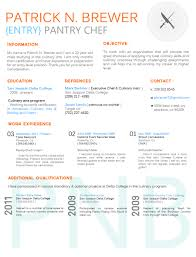 Sample Resume For Culinary Arts Student Resume Online Builder