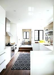 rug in kitchen contemporary kitchen rugs interesting black and white kitchen rug kitchen modern rugs contemporary