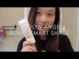 almay smart shade anti aging skintone matching makeup carolyn angel