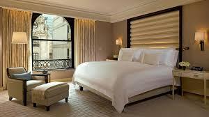 Peninsula New York Presidential Suite Master Bedroom