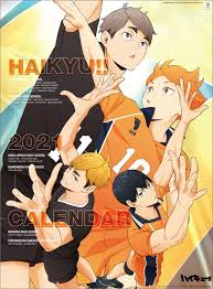The 2018 anime awards are just around the corner and we're ready to share all of our nominees! Haikyu To The Top 2021 Anime Calendar Haikyuu