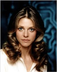 Lindsay Wagner as Bionic Woman Jaime Sommers total babe of the.