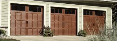 carriage house style garage door model 307
