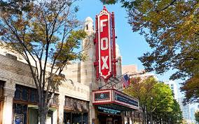 Fabulous Fox Theater Atlanta Seating Chart Video Your Guide To The Fabulous Fox Theatre