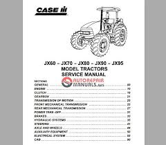 case jx95 wiring diagram case image wiring diagram keygen autorepairmanuals ws case ih model tractors jx60 jx70 on case jx95 wiring diagram