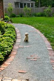 Small Picture Down The Garden Path Adding Stone Walkways In Your Outdoor Space
