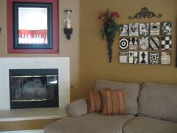 Wall Art Decor For Living Room Fireplace Wall Decorating Ideas Zampco