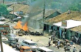 Image result for black july in sri lanka