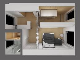 Micro Apartment Design Custom Inspiration