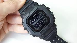 King of G. <b>G-SHOCK GX</b>-<b>56BB</b>-<b>1E</b>. ОбзорReview - YouTube