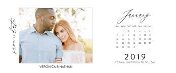 Save The Date Images Free Print 2019 Free Printable Photo Calendar Save The Dates