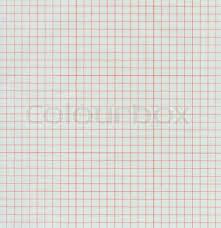 Half Transparent Red Graph Paper Stock Image Colourbox
