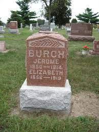 Jerome Burch (1850-1914) - Find A Grave Memorial