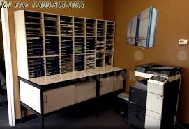 Mailroom Furniture Exterior