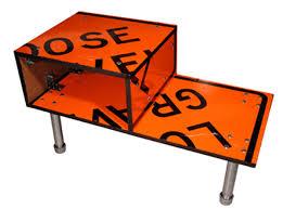 street sign furniture. Collect This Idea Street Sign Furniture U