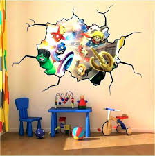 super hero wall stickers superhero wall decals giant superhero wall decals with large superhero wall decals