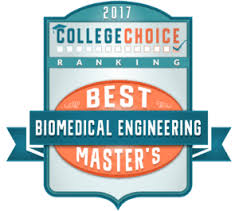 50 Best Master's in Biomedical Engineering Degrees