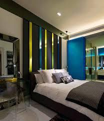 Mens Bedroom Wallpaper Masculine Bedroom Design Elegant Looks White Headboard Green